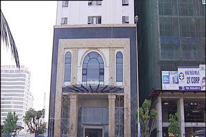 Đà Nẵng: Khách sạn Eden xây vượt phép hàng trăm phòng
