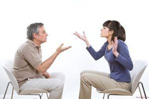 Rạn nứt hạnh phúc vì vợ chồng khắc khẩu