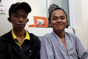 Chàng trai khuyết tật đi bộ xuyên Việt để đăng ký hiến tạng