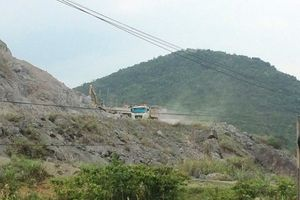 Ninh Bình: Doanh nghiệp nổ mìn khai thác đá làm nứt nhà dân