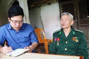 Chuyện kể về người lính già - Đại tá Nguyễn Quốc Phiệt