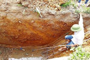 Vụ giếng nước nhiễm dầu tại Hà Tĩnh, đã tìm ra được nguyên nhân