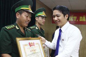Vinh danh các Gương mặt trẻ tiêu biểu Bộ đội Biên phòng