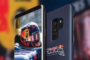 Ảnh Samsung Galaxy S9 phiên bản dành riêng cho fan của F1