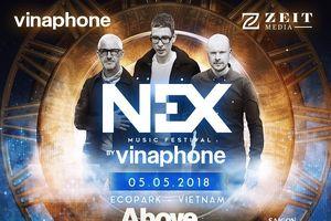 Điểm mặt dàn nghệ sĩ tên tuổi góp mặt tại 'NEX by Vinaphone'