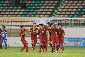 U19 Việt Nam tiếp tục chạy 'sô' tập huấn, thi đấu trong năm 2018