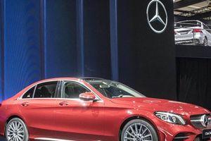 Mercedes-Benz C-Class L Sedan lộ diện: Bản nội địa với trục cơ sở kéo dài
