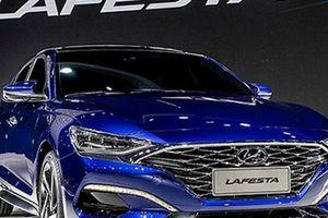 Hyundai ra mắt sedan thể thao hoàn toàn mới Lafesta