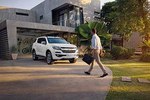 Chưa ra mắt Chevrolet Trailblazer đã giảm giá tới 80 triệu đồng