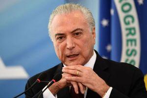 Tổng thống Brazil bác bỏ những cáo buộc tham nhũng mới