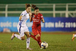 Bóng đá nữ Việt Nam có thêm động lực
