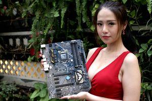 Cận cảnh loạt sản phẩm chipset H370/B360 của Asus tại Việt Nam