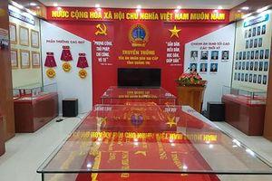 TAND hai cấp tỉnh Quảng Trị khánh thành phòng truyền thống