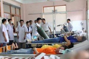 Sơn La: Gần trăm người nhập viện cấp cứu nghi ngộ độc thuốc diệt cỏ