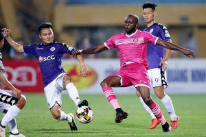 Quang Hải tỏa sáng, Hà Nội FC thắng hủy diệt thầy trò Tài Em