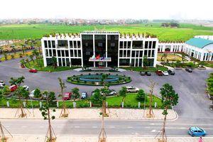 Chùm ảnh Khu đô thị Thanh Hà tuyệt đẹp qua ống kính flycam