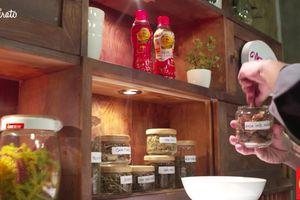 'Mỹ nhân vào bếp' – Cùng Trà Thanh nhiệt Dr Thanh học cách nấu món ngon từ thảo mộc