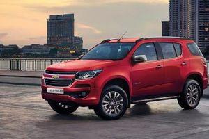 GM Việt Nam chốt giá Trailblazer, phân khúc SUV sẽ cạnh tranh khốc liệt hơn