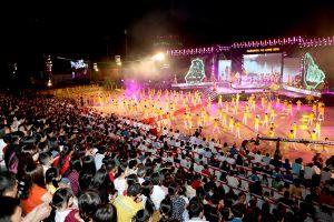Carnaval Hạ Long trở lại cùng 'Năm du lịch quốc gia 2018'