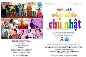 Khung trời ca nhạc giới thiệu tác phẩm mới ở Cung Văn hóa Lao động TP HCM