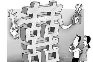 Khai trừ đảng PCT Ủy ban MTTQ huyện vì vi phạm luật Hôn nhân gia đình