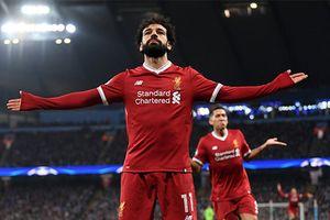 Mohamed Salah - phía sau một tiểu Pharaoh