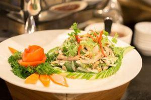Nếm phong vị ẩm thực miền Trung tại Hoàng Yến Buffet