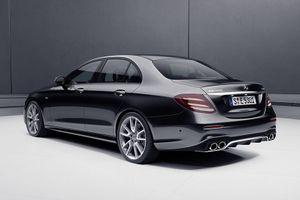 Mercedes-AMG E53 ra mắt với công nghệ lái bán tự động