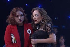 Ca sĩ tranh tài: Fan Đan Trường bật khóc vì khàn giọng do hát quá nhiều