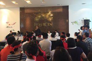 NƠXH Bright City 'vỡ' tiến độ, chủ đầu tư đề xuất dồn tòa để hoàn thiện