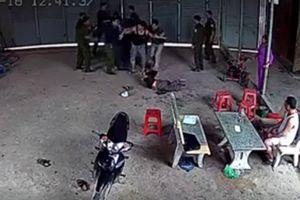Thông tin chính thức vụ clip tố công an huyện Tam Đảo đánh người
