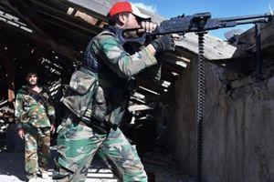 Syria điều quân tinh nhuệ từ Damascus tới thành Homs diệt phiến quân