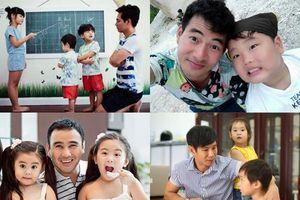 Những ông bố 'chuẩn soái ca nhưng lại đóng vai ác' trong cách dạy dỗ con cái