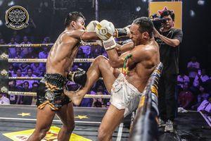 Xem 'Thánh Muay' Buakaw hủy diệt nhà vô địch châu Âu