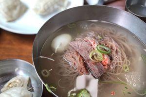 Đây là món mỳ Triều Tiên gây sốt ở Hàn Quốc sau hội nghị liên Triều