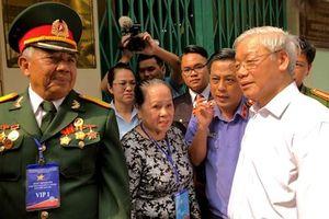Thầm lặng người vợ của chiến sỹ biệt động Sài Gòn anh hùng