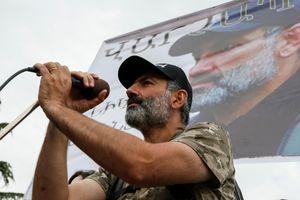 Đảng cầm quyền Armenia 'tránh đối đầu' cuộc đua làm Thủ tướng