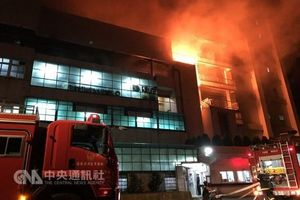 Đài Loan: Cháy ký túc xá, 5 cảnh sát cứu hỏa thiệt mạng