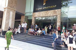 Đà Nẵng: Cháy ở chung cư Fhome, hàng trăm người hốt hoảng tháo chạy