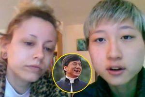 Con gái Thành Long bị 'giật dây' trong 'vở kịch nhận cha và cầu xin sự giúp đỡ'?