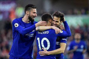 Hạ Swansea, Chelsea tiếp tục nuôi mộng Top 4