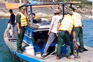 Ngư dân dùng thuốc nổ đánh cá xin đóng phạt nhiều đợt
