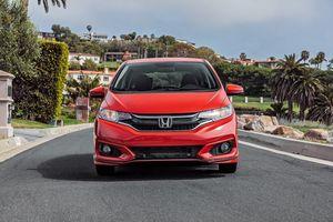 Honda Fit 2019 có giá khởi điểm 17.080 USD