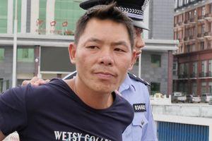 Bắt đối tượng Trung Quốc giết người, vượt biên trốn sang Việt Nam
