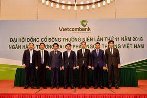 Vietcombank ra mắt dàn nhân sự cấp cao