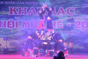 Khai mạc Lễ hội mùa hè tại Lào Cai với nhiều hoạt động nổi bật