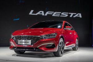 LAFESTA mẫu xe mang ngôn ngữ thiết kế của Hyundai
