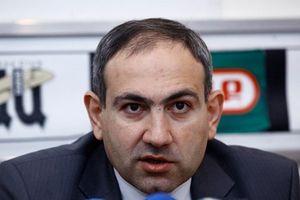 Armenia: Phe đối lập đề cử ông Nikol Pashinyan vào vị trí Thủ tướng