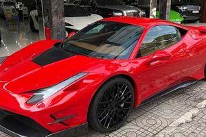 Ferrari 458 Italia độ Misha Designs 'độc nhất' Việt Nam