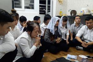 Nghệ An: Triệu tập 12 người Hội Thánh Đức Chúa Trời sinh hoạt trái phép